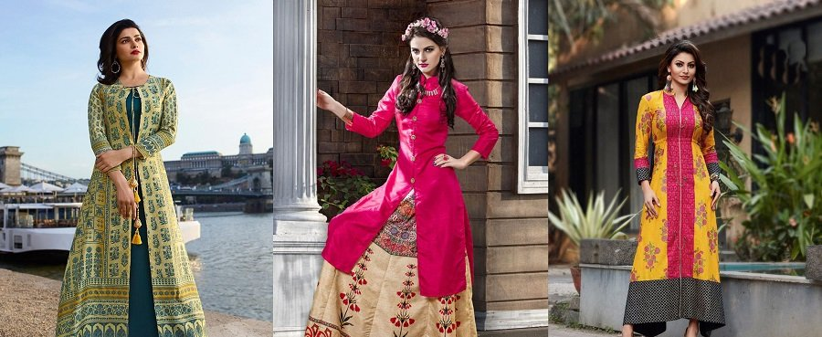30 Different Types of Trendy Kurtis You Should Have in Your Wardrobe