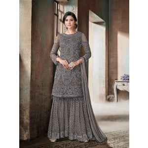 Heavy Embroidered Pakistani Style Suit